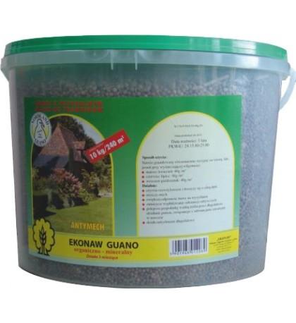 Nawóz z guano granulowany do trawy
