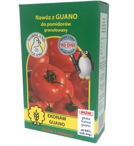 Nawóz z guano granulowany do pomidorów